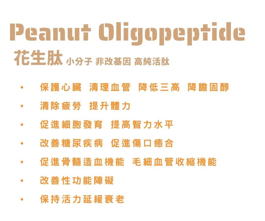 Peanut Oligopeptide 的複本